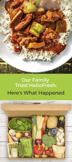 Our Family Tried HelloFresh: Here's What Happened.