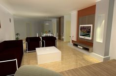 #Modern #Contemporary Villa #House Design With Elegant Lighting #orridor Visit http://www.suomenlvis.fi/