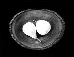 Paul Caponigro, Two Pears, Cushing, ME 1999