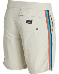 billabong, D Bah LT Boardshorts, SAND (snd) Men's Collection, Billabong, Quick Dry, Elastic Waist, Stripes, Boardshorts, Clothes, Fashion, Outfits