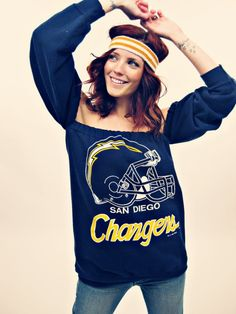 CHARGERS <3