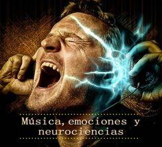 Música, emociones y neurociencias #cerebro #mente
