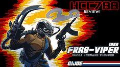 Czajnik's Workshop: Cobra FRAG-VIPER for HoodedCobraCommander788