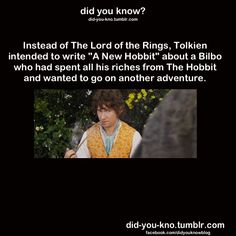 10 Strange 'Lord Of The Rings' Facts That The Films Leave Out
