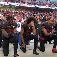 Colin Kaepernick: for taking a knee, speaking out, dealing with the backlash calmly and with class, putting his money where his mouth is, spending his time and energy...