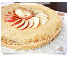 Torta de maçã (pode substituir por abacaxi!)