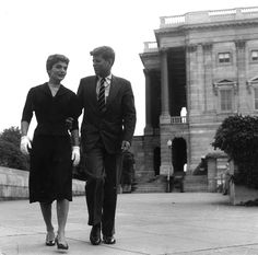 Photos Give Peek Inside JFK and Jackie's First Year of Marriage