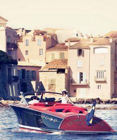 pinterest.com/fra411 #classic #boat - La Decadence - saint-tropez