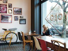 Café Cyclo Fribourg Suisse