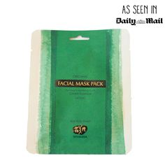 $14, Alicia Yoon Favorite: Sea kelp mask