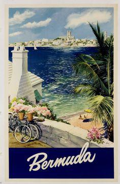 #postcard from Bermuda