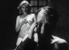 """Hour of the Wolf (Vargtimmen)- Ingmar Bergman. Bergman made a horror film. Of course, it is extremely disturbing. One is tempted to say, """"Bergman and Nykvist made a horror film..."""""""
