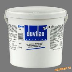 Duvilax - lak na košíky z papiera