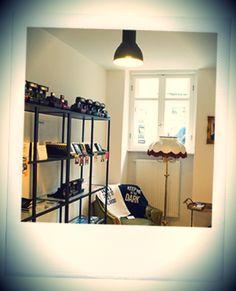 Point of Sale INVENTORUM in Aktion im Einzelhandel:  Sofortbild-Shop Berlin