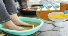 Découvrez cet incroyable bain de pieds à base de vinaigre, qui vous permet de combattre plusieurs maladies et plusieurs bactéries...