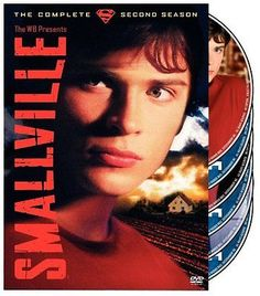 Smallville: Complete Second Season  DVD Tom Welling, Michael Rosenbaum, Allison