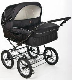 Twin Pram, BEAR SISIKA, Danish design for your baby £699
