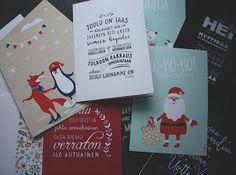 Lasituvan Miniatyyrit - Lasitupa Miniatures: Joulun ihanimmat kortit ♥ Pikkunorsu