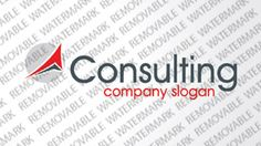 Consulting Business Logo Templates by Logann Sale Logo, Company Slogans, Business Logo, Logo Templates