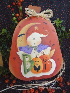 #609 Boo Pumpkin (PATTERN)