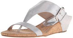 Donald J Pliner Women's Doli3-K6 Wedge Sandal * Additional details found at the image link  : Wedges Shoes
