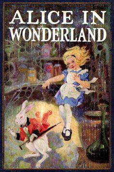 Alice in Wonderland - Edwin John Prittie, 1923   Flickr