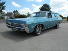 '68 Chevrolet Impala Station Wagon