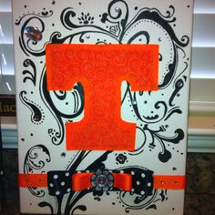UT Vols - may have to do this!