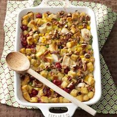 TLC (Thanksgiving Leftover Casserole) Recipe is shared by Barbara Lento of Houston, Pennsylvania