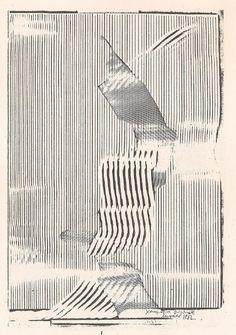 Bruno Munari, Xerografia originale, 1962