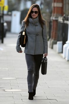 Pippa Middleton - Pippa Out and About