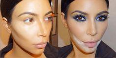 Kim Kardashian shares more makeup #TricksOfTheTrade  - Cosmopolitan.co.uk