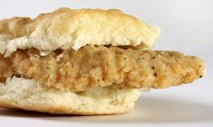 A home-style Tyson® Chicken Tender layered on a warm and flakey buttermilk biscuit and slathered with sweet and salty honey butter spread. Honey Butter Biscuits, Buttermilk Biscuits, Quick And Easy Breakfast, Quick Easy Meals, How To Make Biscuits, Chicken And Biscuits, Yummy Chicken Recipes