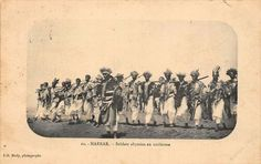 Ethiopia:- Historical Photo ( Dira Dawa & Harar 1900s )
