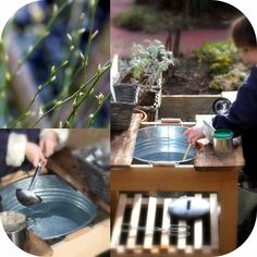 """More lovely images of the mud pie kitchen from Daily Colours ("""",)"""