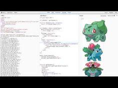 Learn ReactJS (make a Pokedex!) - part 2 React Native, React App, Free Tutorials, Design Development, Programming, Web Design, Ipad, Coding, Learning