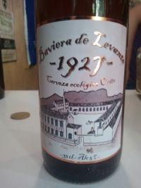 Orito Baviera de Levante 1927  País: España  Zona: Comunitat Valenciana  Empresa: Cerveza Orito  Tipo de elaboración: Artesanal  5º
