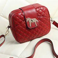 Chain bag small plaid bag 2014 women's handbag shoulder bag messenger bag