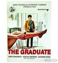 Die Reifeprüfung - The Graduate Poster Hier bei www.closeup.de