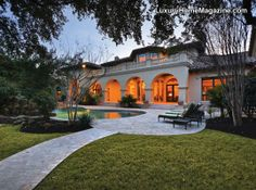 #Austin #LuxuryHomes and #RealEstate | Spanish inspired #HillCountry #Masterpiece  Visit: http://www.luxuryhomemagazine.com/austin/26363  #AustinLuxuryHomeMagazine #Luxury #Texas