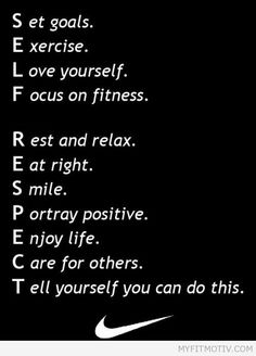 #SelfRespect #Fitness