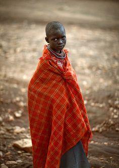 Kenya. faces