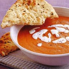 Spiced Lentil and Tomato Soup @ allrecipes.com.au