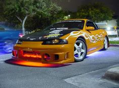 A photo of the car Mitsubishi Eclipse Gsx Turbo Tuner Cars, Jdm Cars, Lowrider, Carros Mitsubishi, Mazda, Mitsubishi Eclipse Gsx, Lamborghini, Ferrari, Car Pictures