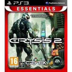 Crysis 2 PS3 Game (essentials) | http://gamesactions.com shares #new #latest #videogames #games for #pc #psp #ps3 #wii #xbox #nintendo #3ds
