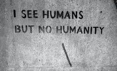 Grunge quotes - humanity isnt black and white Citations Grunge, Mood Quotes, Life Quotes, Hair Quotes, Life Sayings, Quotes Quotes, Punk Quotes, Edgy Quotes, Horror Quotes