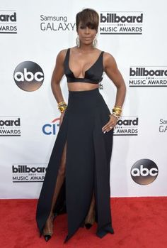Wonderwall Kelly Rowland at Billboard Awards