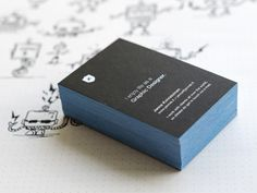 20 Minimalistic Business Card Designs for Your Inspiration - Hongkiat