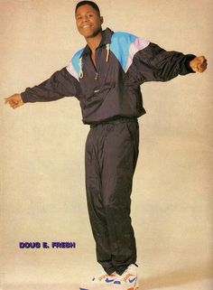 Doug E Fresh - The original human beat box