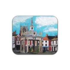 Beverley Saturday Market Coaster